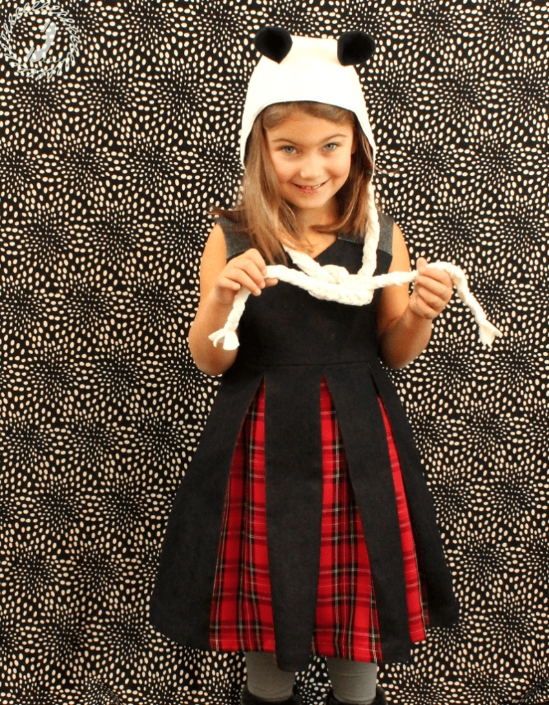 Raglan Party Dress – FREE Add-On Underskirt and Pockets