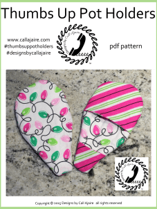 DbCA Thumbs Up Pot Holder Cover Page 1024px