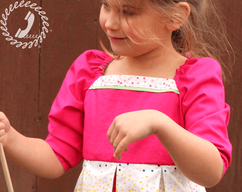 Fiesta Fun Tour Paneled Sunsuit/Raglan Party Dress Pattern MashUp