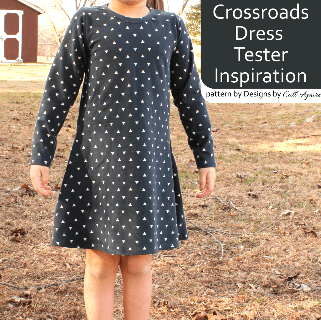 Crossroads Dress Inspiration
