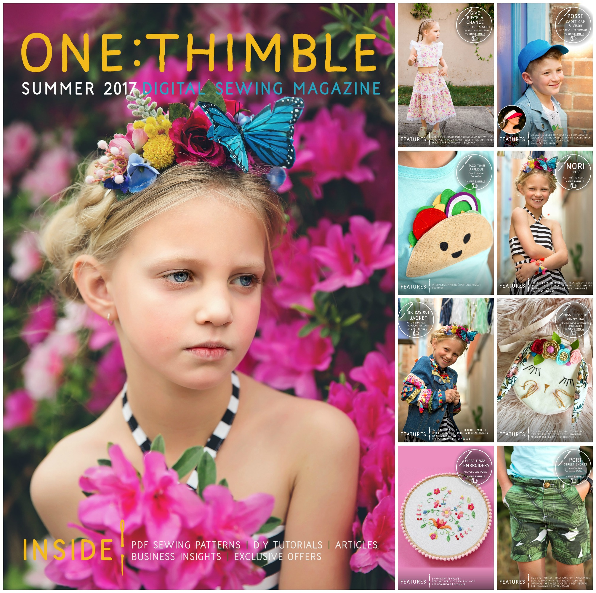 One Thimble Issue 11