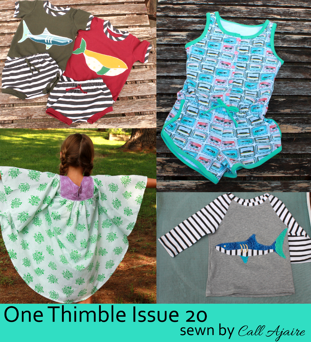 One Thimble Issue 20