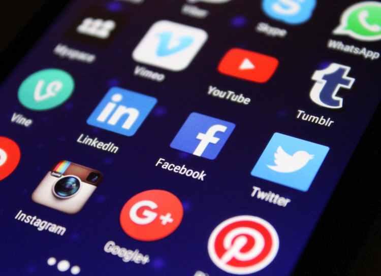 social media apps for digital marketing