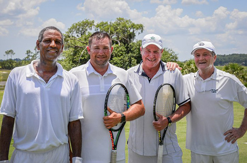 Wimbledon at Callawassie Island