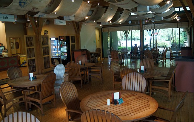 The Discovery Caf Restaurants Callaway Resort Amp Gardens
