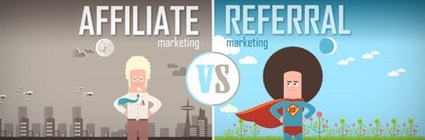 Making the Distinction Affiliate vs Referral Marketing