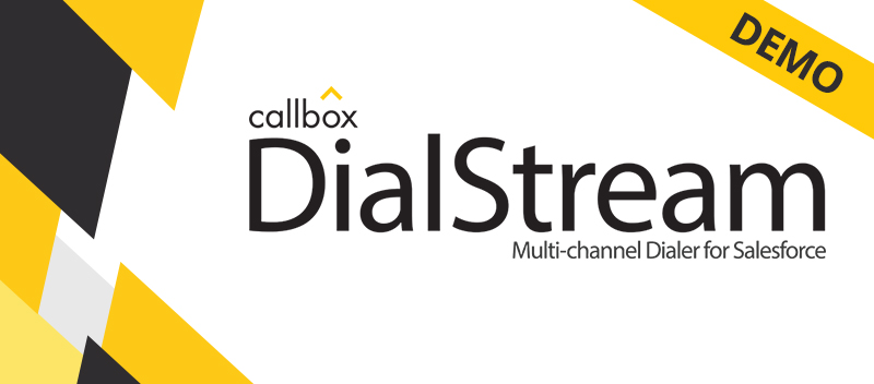 Featured Image - DialStream Multi - Channel Dialer for Salesforce