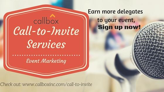 Call to Invite Services