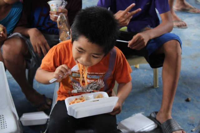 Callbox Pays It Forward: Feeding Program