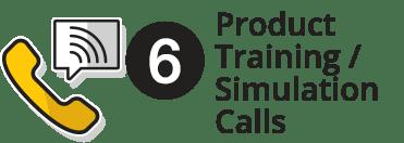 Product Training Simulation Calls