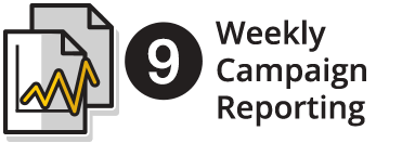 Weekly Campaign Reporting