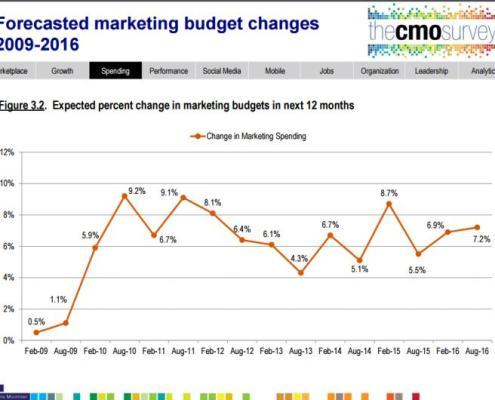 2016 CMO Survey Report