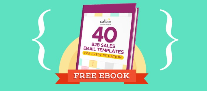 40 B2B Sales Email Templates for Every Situation [Free PDF]