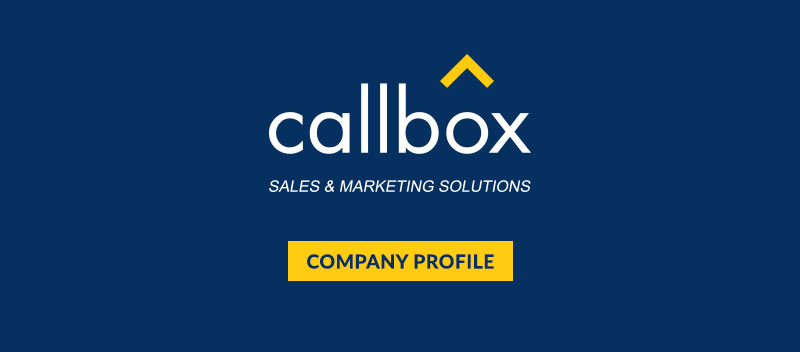 About Callbox - Company Profile - B2B Lead Generation Company