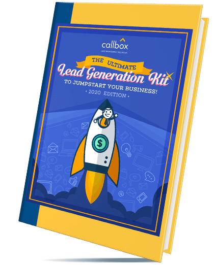 The Ultimate Lead Generation Kit eBook Cover