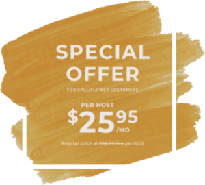 Special Offer for Calliflower