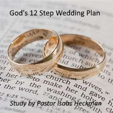 God's 12 Step Wedding Plan