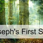 The Boy Joseph's First Step
