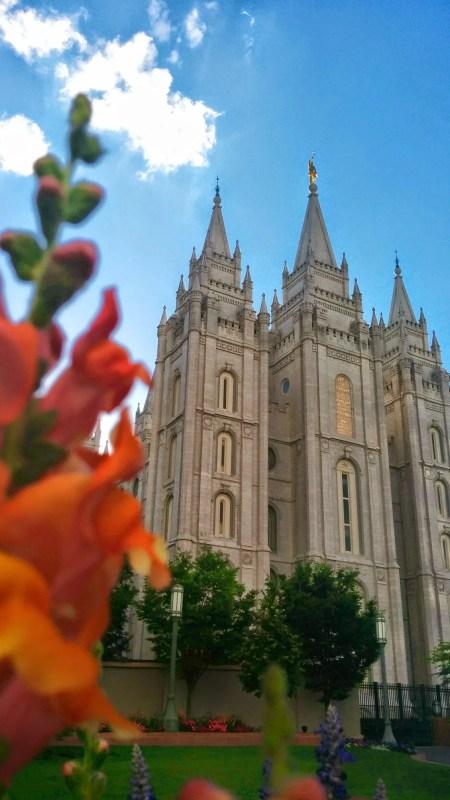 temple announcement