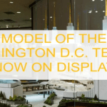A Model of the Washington D. C. Temple is Now on Public Display