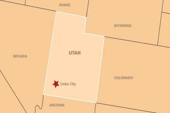 Cedar City Utah Temple Groundbreaking in Late Summer