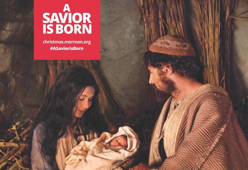 a savior is born christmas