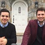 "David Archuleta Returns to YouTube Singing ""The Prayer"" with Nathan Pacheco"