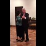 Video of President Uchtdorf Goes Viral – and He's Dancing?!?!