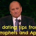 14 dating tips from the Prophets and Apostles