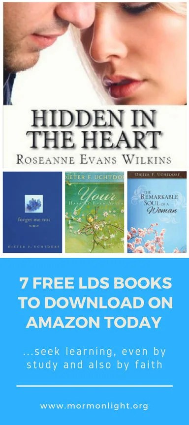 free lds books you can download on amazon
