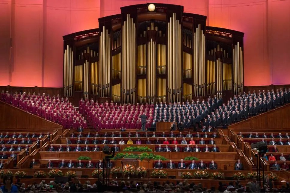 the tabernacle at temple square