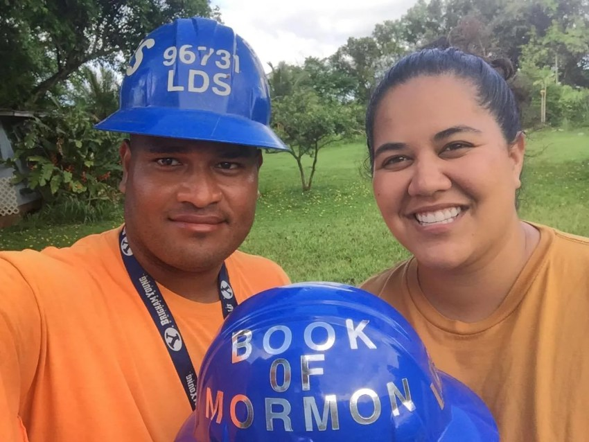 hard hat book of mormon
