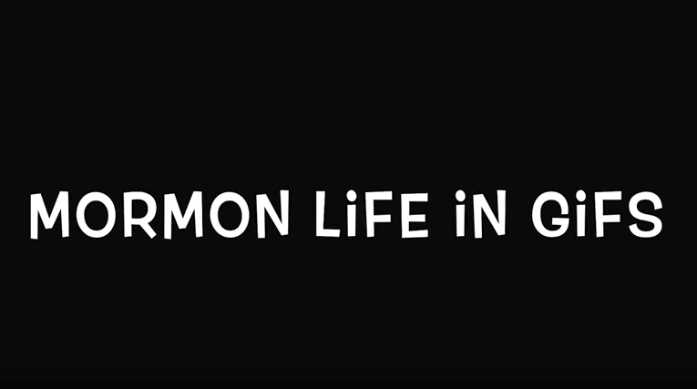 LDS Stake Creates Hilarious Video Using GIFS to Portray Mormon Reactions