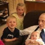 President Monson to Celebrate 90th Birthday with Small Family Gathering