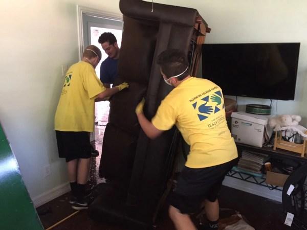 mormon helping hands