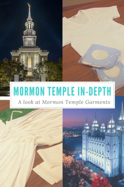 temple garments