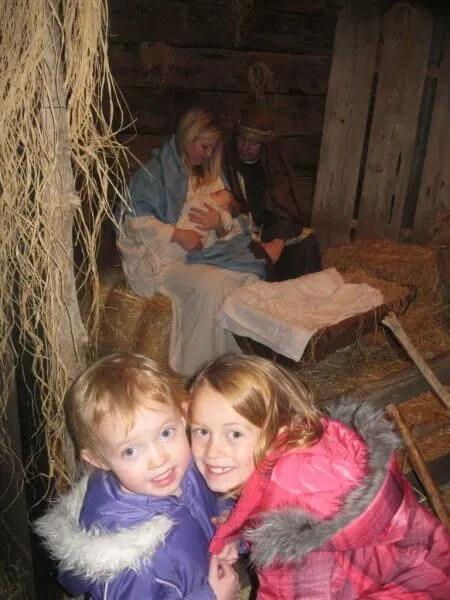teaching kids christmas