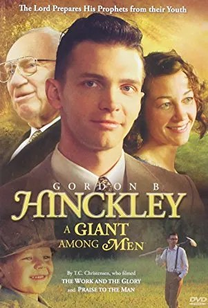 gordon b hinckley a giant among men