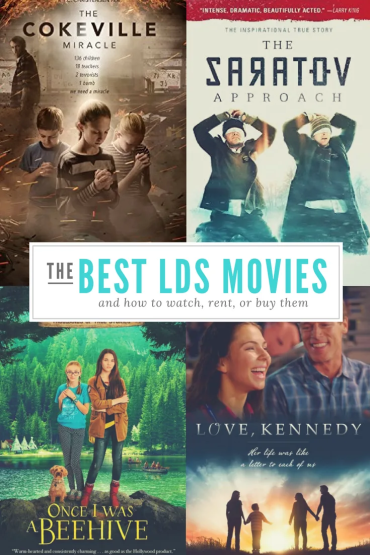 21 of the best lds movies