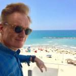 American TV Host Conan O'Brien Pokes Fun of LDS Missionaries