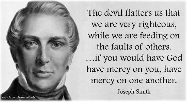 quotes by joseph smith the mormon prophet