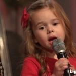 Ellen Degeneres Shares Claire Ryann's #LightTheWorld Performance