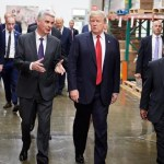 US President Donald Trump Praises LDS Welfare Square During Visit
