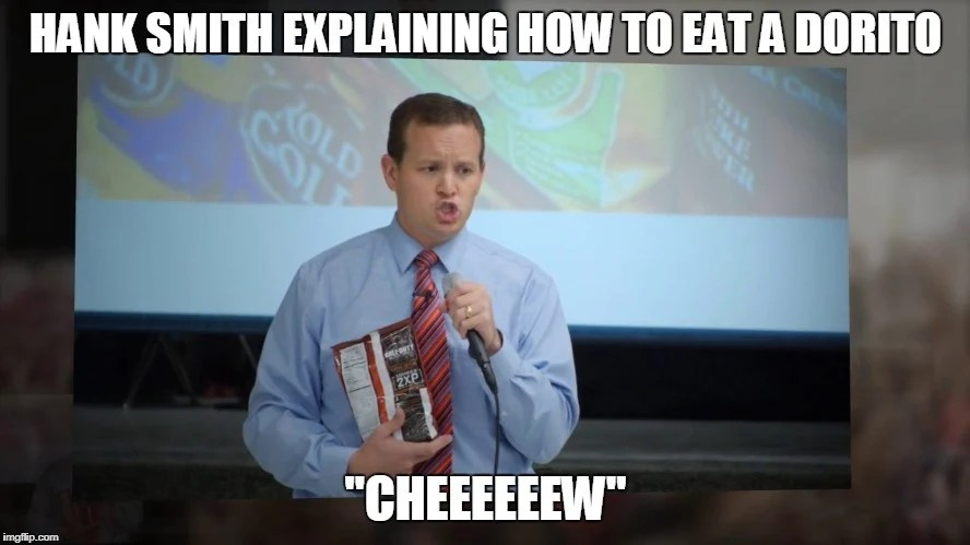 17 Hilarious Mormon Memes Starring Hank Smith