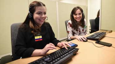 online missionary work