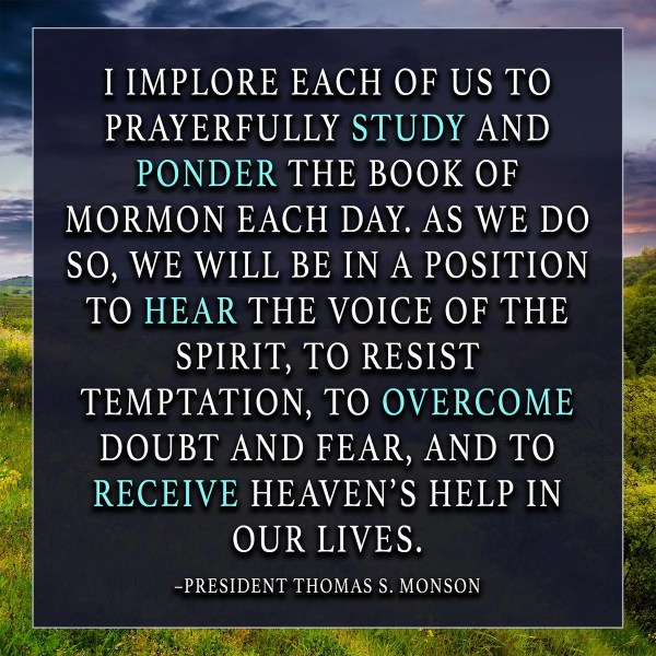 Mormon Quotes | 25 Compelling Meme Quotes About The Power Of The Book Of Mormon