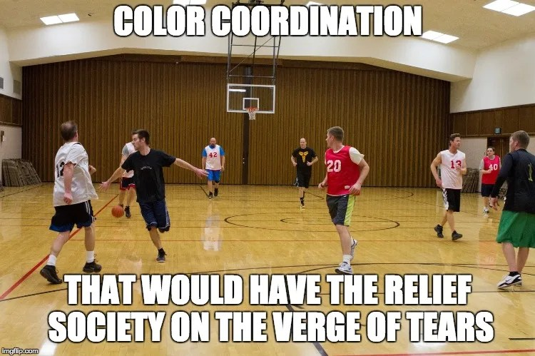 church ball mormon memes 9