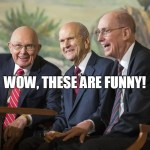 25 Knee-Slappin' Latter-day Saint Celebrities Memes