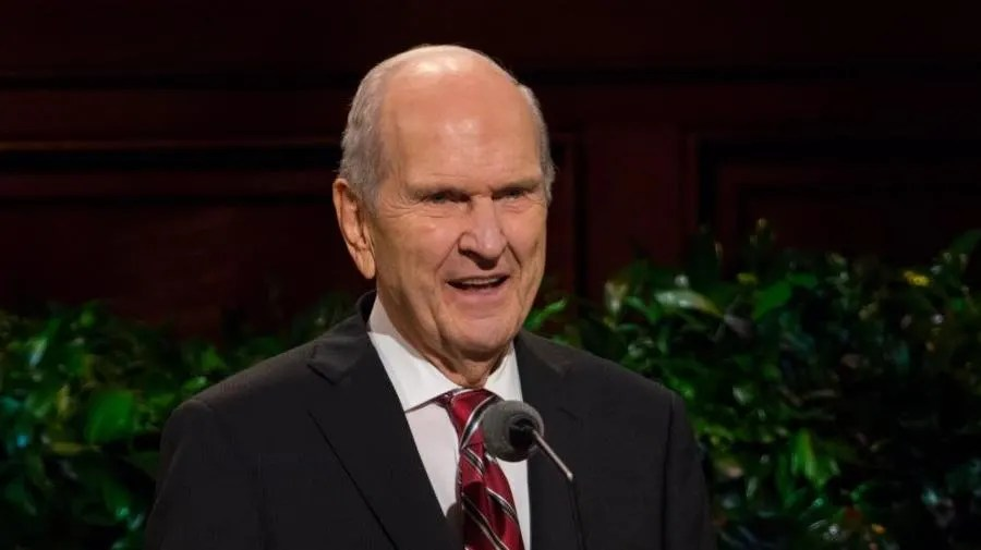 photo about President Nelson Challenge Printable known as Your self Neglected The Greatest Extraordinary Factor Pres. Nelson Stated At