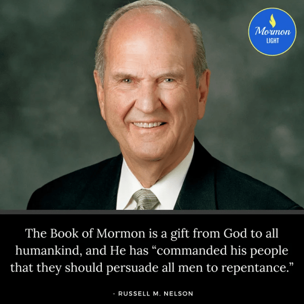 25 Quotes from President Nelson on the Power of the Book of Mormon book of mormon russell m. nelson